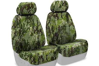 Chevy Astro SKANDA Multi-Cam Camo Ballistic Seat Covers by Coverking