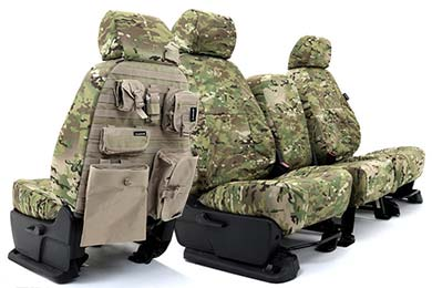 Skanda Multi Cam Camo Seat Covers From Coverking Tactical