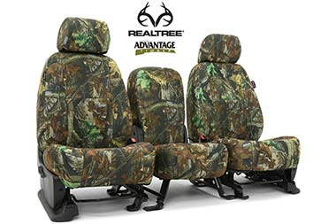 Honda Accord SKANDA RealTree Camo Neosupreme Seat Covers by Coverking