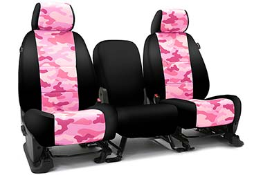 SKANDA Traditional Camo NeoSupreme Seat Covers by Coverking