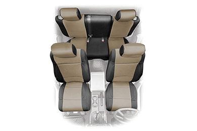 Smittybilt Jeep Neoprene Seat Cover Set