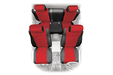 Smittybilt Jeep Neoprene Seat Cover Set