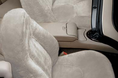 Acura TSX Superlamb Tailor-Made Sheepskin Seat Covers