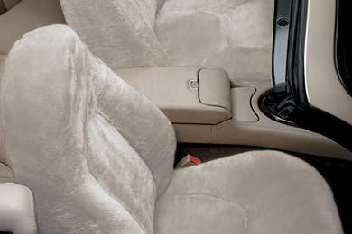 Superlamb Tailor-Made Sheepskin Seat Covers
