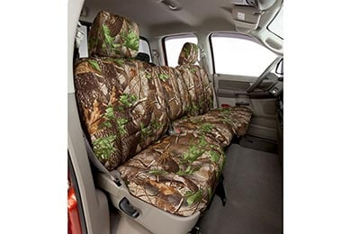 Toyota Yaris Wet Okole RealTree Camo Neoprene Seat Covers