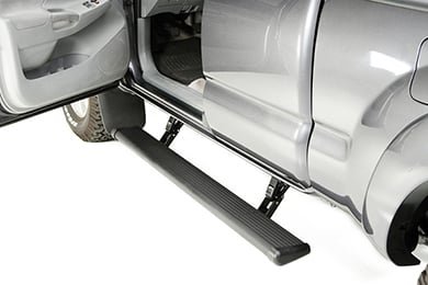 Ford F-450/550 AMP Power Step Running Boards