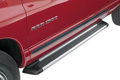 Chevy Silverado Westin Sure Grip Aluminum Running Boards
