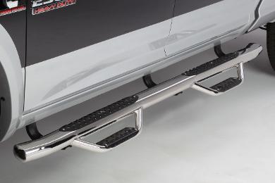 Truck Side Rails >> Go Rhino Dominator D4 Sidesteps