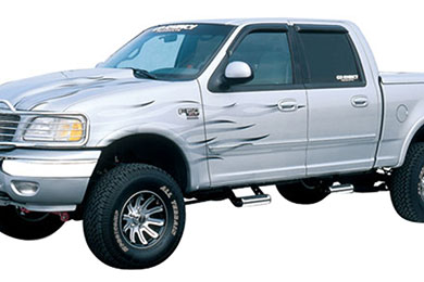 Chevy C/K Pickup Go Rhino Universal Truck Step