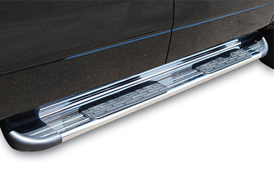 Ford F-450/550 Raptor Series Stainless Steel Running Boards
