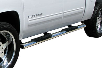 "Ford F-150 Steelcraft 5"" Oval Nerf Bars"