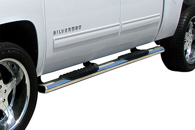 "Ford F-250 Steelcraft 5"" Oval Nerf Bars"
