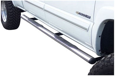 "Saturn Outlook Steelcraft 4"" Straight Oval Nerf Bars"