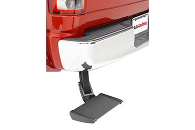 Ford F-150 Bestop TrekStep Retractable Tailgate Step