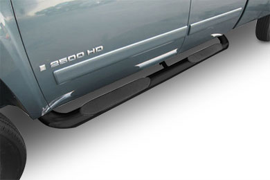 "Chevy Silverado Tuff-Bar 4"" Oval Nerf Bars"