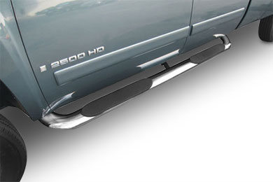 "GMC Canyon Tuff-Bar 4"" Oval Nerf Bars"