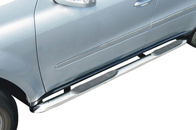"GMC Yukon Tuff-Bar 3"" Round Nerf Bars"