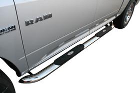 "Dodge Ram Aries 4"" Oval Nerf Bars"