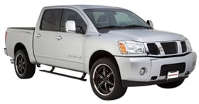 Nissan Titan AMP Power Step Running Boards