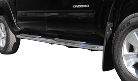 "Toyota Tacoma Steelcraft 4"" Premium Oval Nerf Bars"