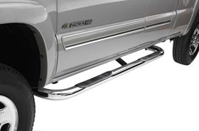 "Chevy Silverado Westin 3"" Signature Series Round Nerf Bars"