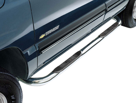 "Chevy Tahoe Westin 3"" Signature Series Round Nerf Bars"