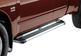 Nissan Titan Westin Sure Grip Aluminum Running Boards