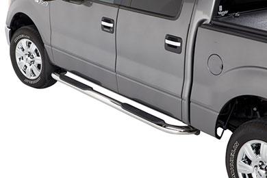 "Dodge Ram Westin 4"" Platinum Oval Nerf Bars"