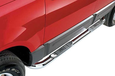 "Ford F-250 Westin 3"" Platinum Series Round Nerf Bars"