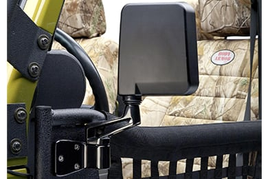 Chevy Silverado Body Armor TrailDoor Mirrors