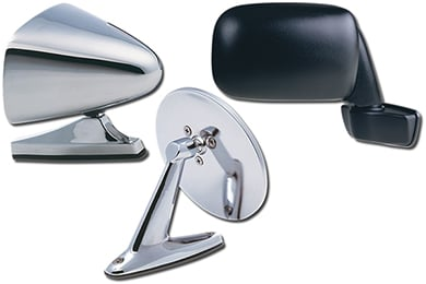 Chevy Silverado K-Source Universal Car Side View Mirrors