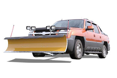 Nissan Titan FirstTrax Snowplow