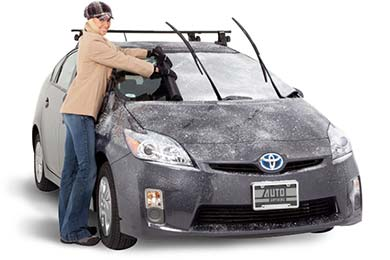 Subaru Impreza Intro-Tech Automotive Windshield Snow Shade