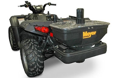 Nissan Titan Meyer Base Line ATV Salt Spreader