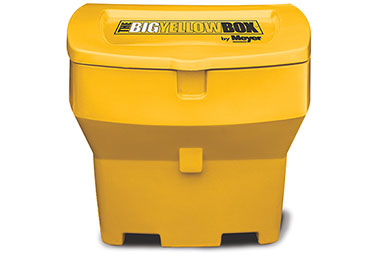 Cadillac Escalade Meyer Big Yellow Salt Box