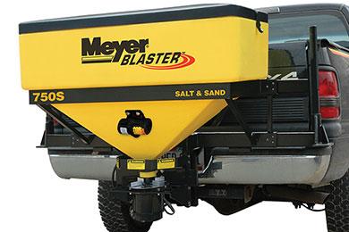 Volvo 260 Meyer Blaster Tailgate Salt Spreader