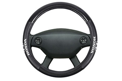 BDK Honda Carbon Fiber Steering Wheel Cover