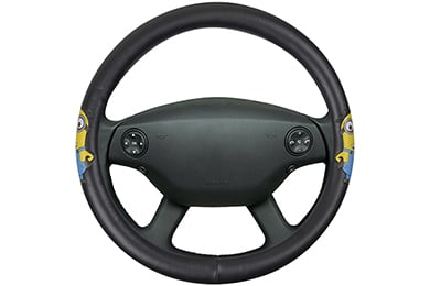 Ford Mustang BDK Minions Steering Wheel Cover