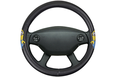 Chevy Tahoe BDK Minions Steering Wheel Cover