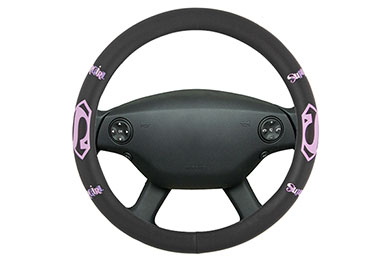 bdk supergirl steering wheel cover