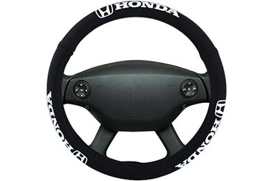 Mercedes-Benz 420 Bully Honda Leather Steering Wheel Cover