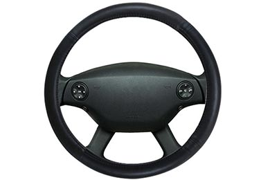 Volvo XC70 Bully Leather Steering Wheel Covers