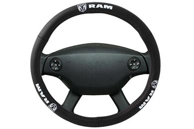 Volvo XC70 Bully RAM Leather Steering Wheel Cover