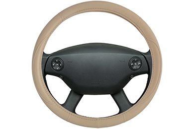 ProZ Classic Leatherette Steering Wheel Cover
