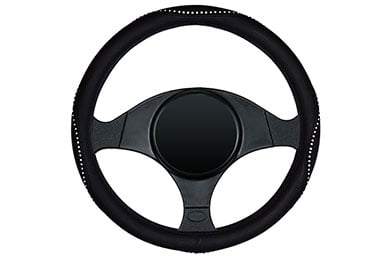 Dash Designs Rhinestone Steering Wheel Cover
