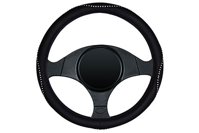 Nissan Versa Dash Designs Rhinestone Steering Wheel Cover