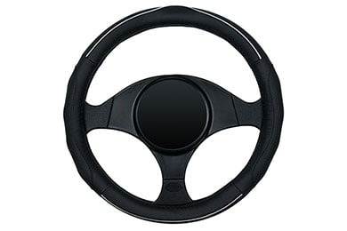 Dash Designs Racing Grip Steering Wheel Cover