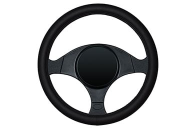 Volvo XC70 Dash Designs Smooth Leather Steering Wheel Cover