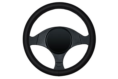Hyundai Sonata Dash Designs Smooth Leather Steering Wheel Cover