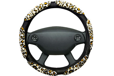 Kia Sportage Dash Designs Animal Print Multi-Grip Steering Wheel Cover